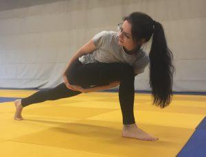 Yoga im Dokan